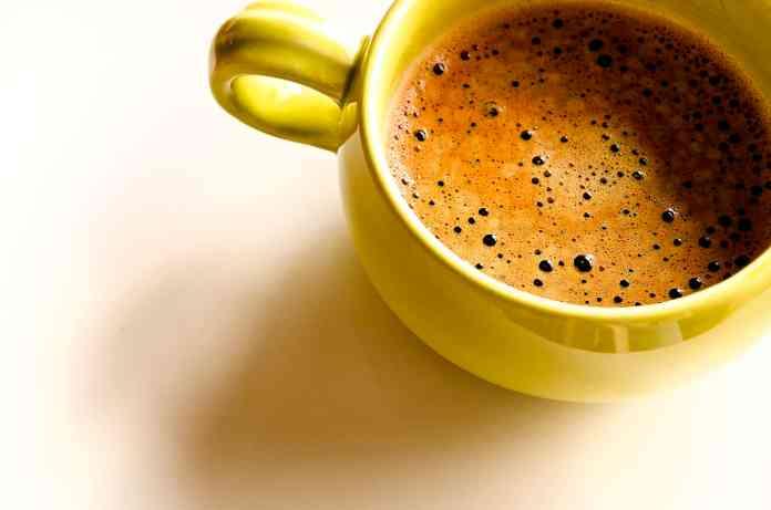 spinonews pure caffeine