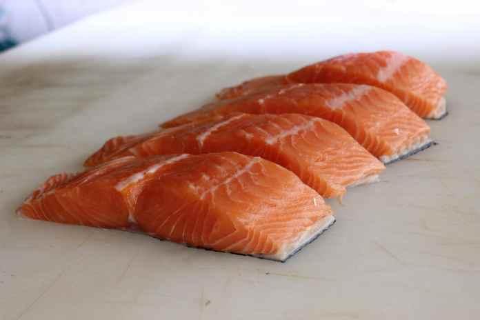 spinonews Healthy food Salmon