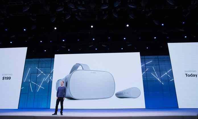 spinonews new Oculus Go