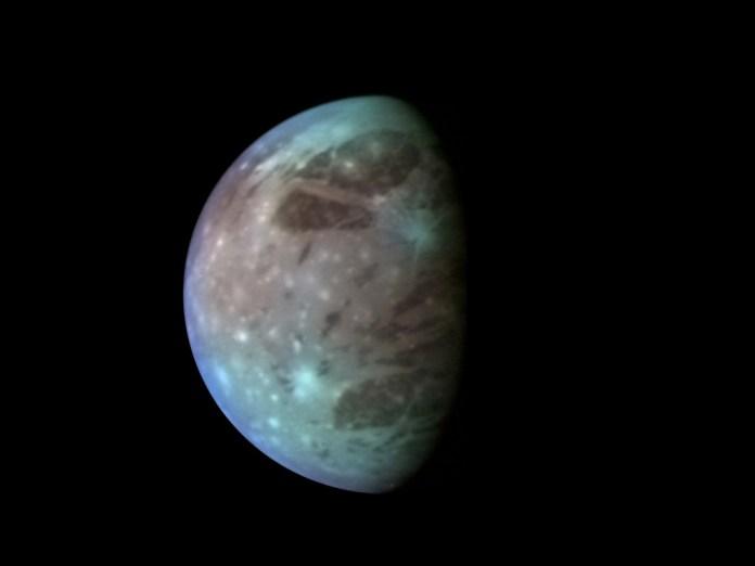 spinonews Jupiter moon Ganymede