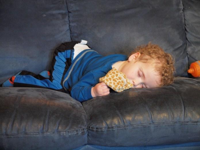 spinonews toddler's sleep
