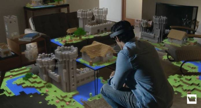 spinonews applications for HoloLens
