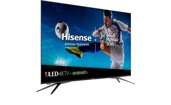 H9E Plus 4K smart ULED TVs