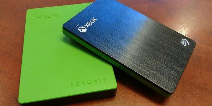 spinonews seagate Xbox SSD