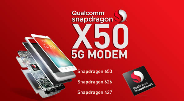 spinonews Qualcomm to launch 5G