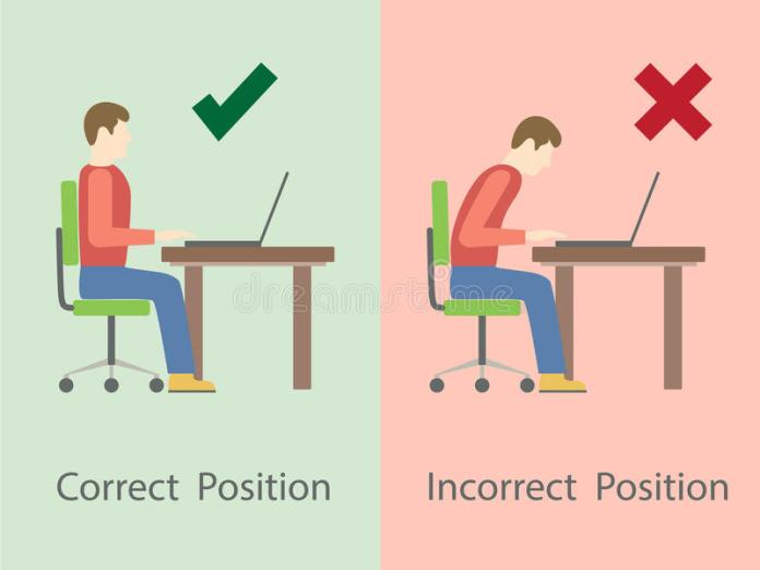 spinonews sitting position