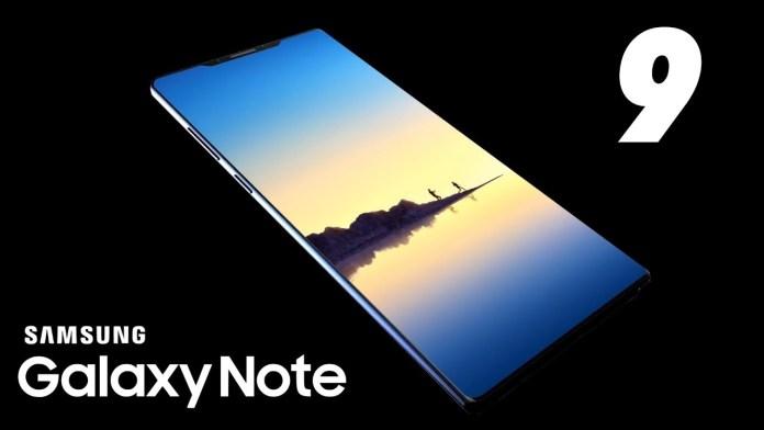 areflect Samsung Galaxy Note 9