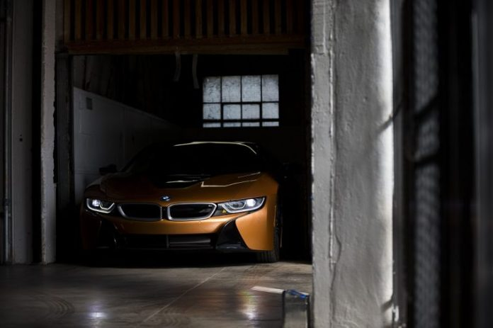 areflect BMW i4