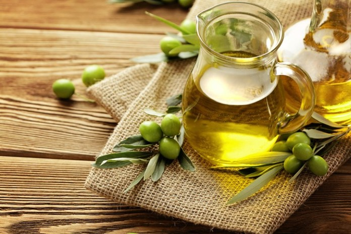 areflect Olive oil