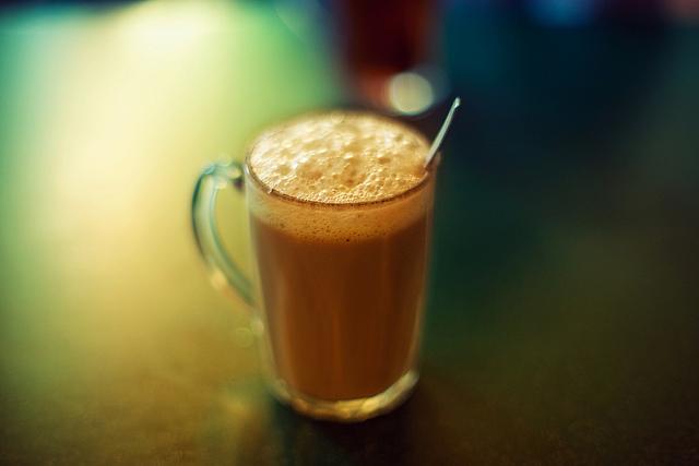 areflect ginger tea