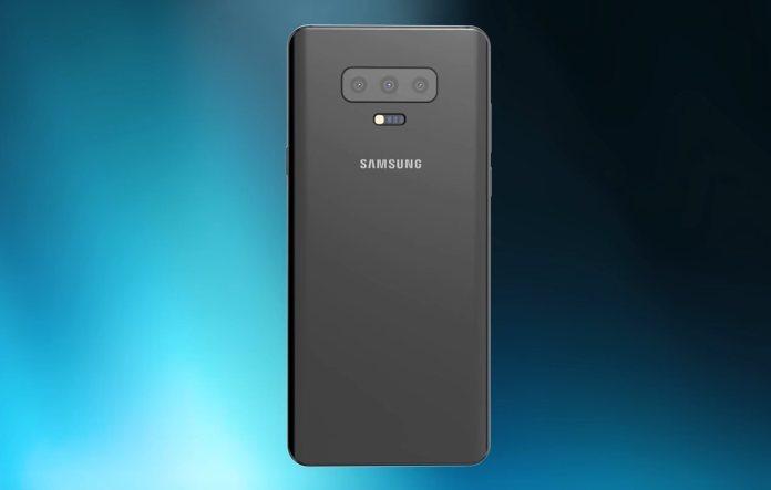 areflect Galaxy S10+
