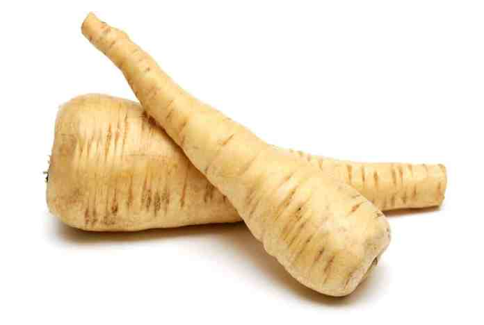 areflect Parsnips