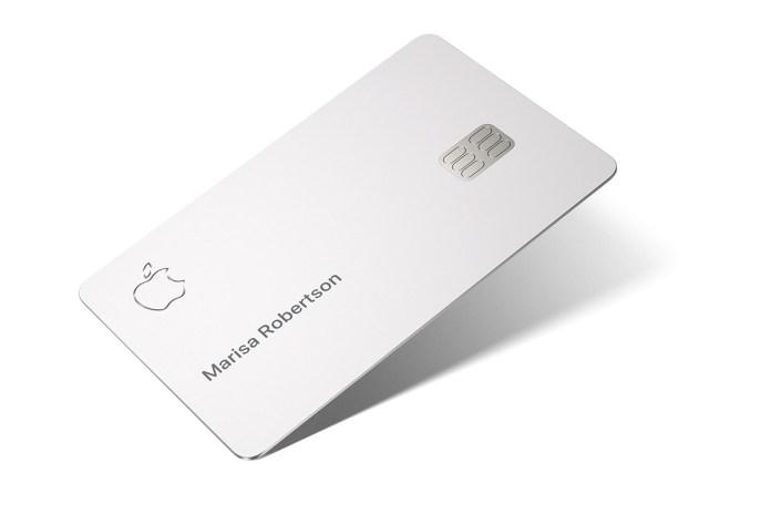 areflect apple card