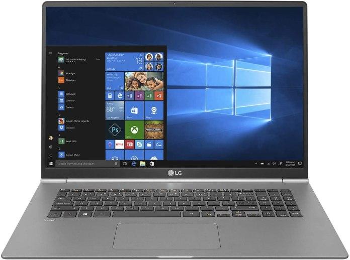 LG Gram laptops