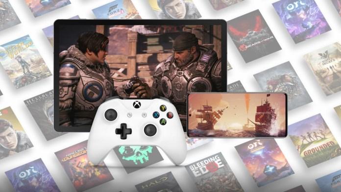 Microsoft's xCloud gaming