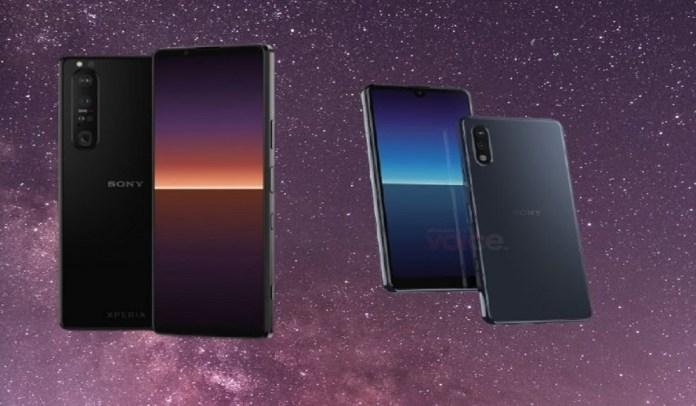 Sony announces new Xperia