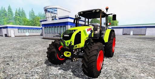 Farming Simulator 15 tractor