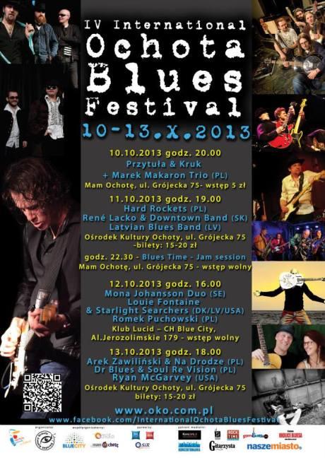 ochota_blues_festival_2013_plakat_arek_zawilinski