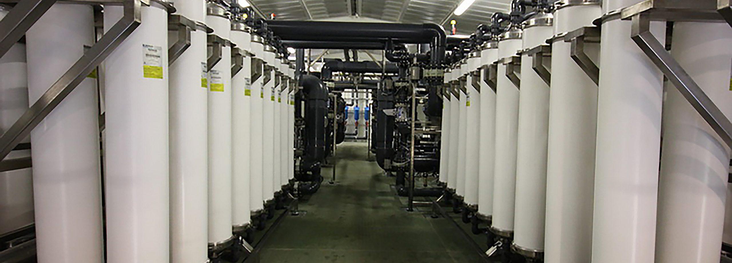 Tecnologia aigua residual AREMA