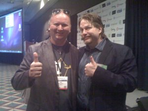 Are Morch and Chris Brogan