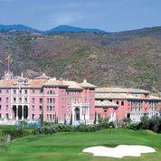 Villa Padierna Palace Hotel in Marbella, Spain