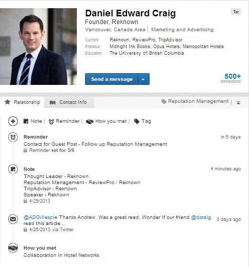 Daniel Edward Craig