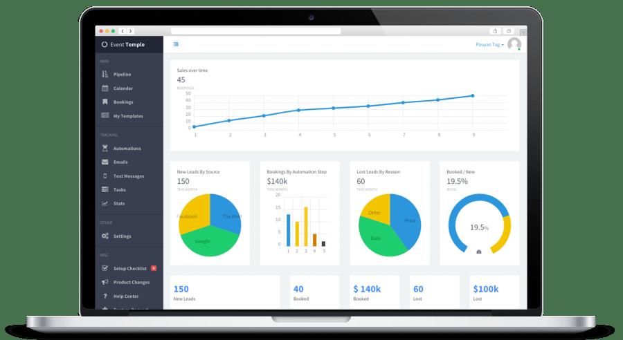 Venue Management Software