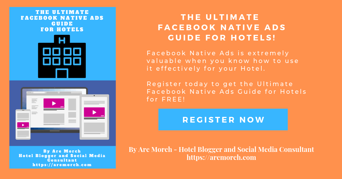The Ultimate Facebook Native Ads Guide for Hotels