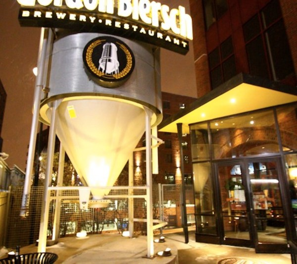 Gordon Biersch | Arena District Restaurants | Arena District