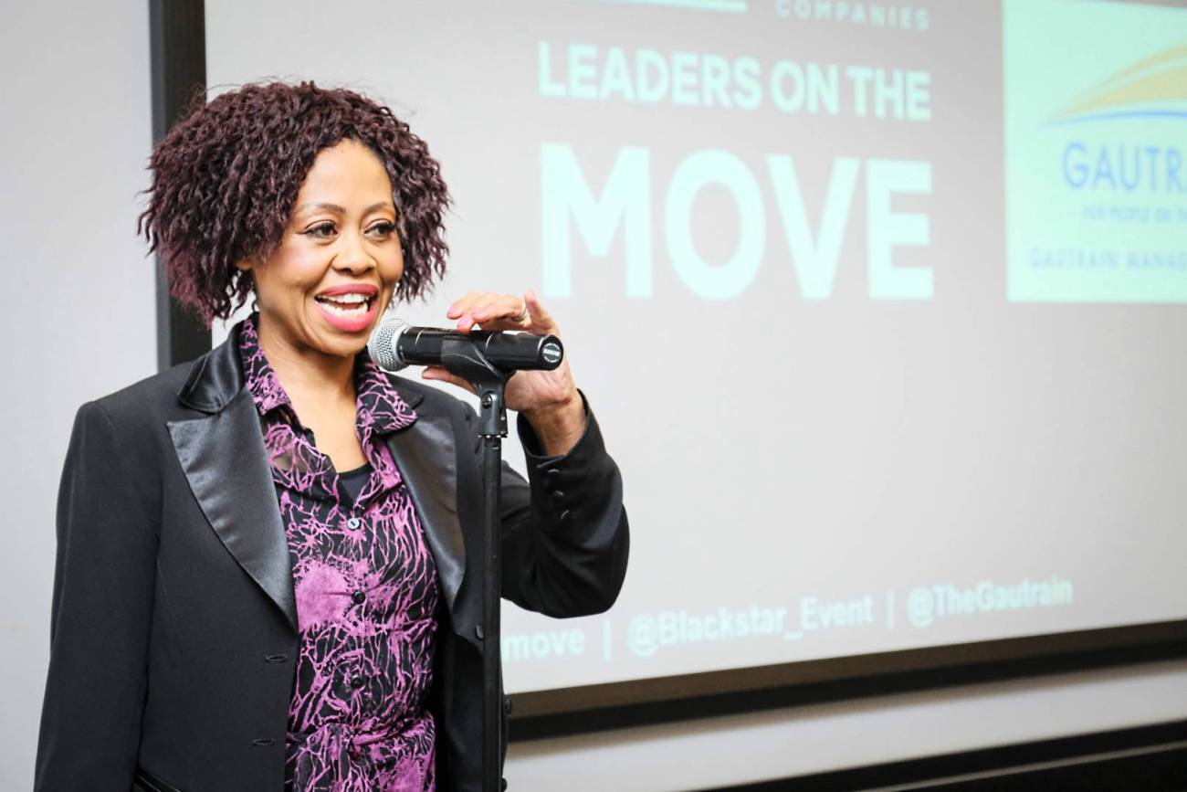 Leaders on the Move in association with Gautrain Management Agency