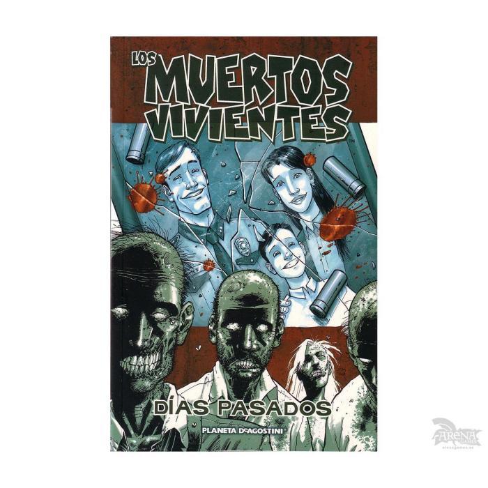 Los Muertos Vivientes #01 - Planeta Comic