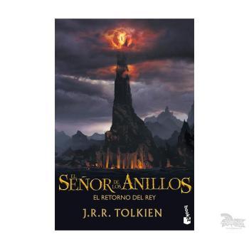 El Señor de los Anillos III - El Retorno del Rey - J.R.R. Tolkien - Booket