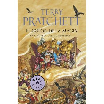 El color de la Magia DBBS - Terry Pratchett - Debolsillo