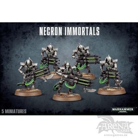 Necron Immortals   49-10