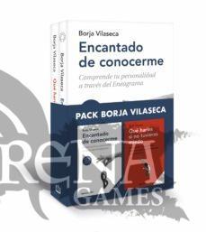 PACK BORJA VILASECA ENCANTADO DE CONOCERME QUE HARIAS SIN