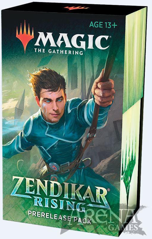 Pack Presentación El Resurgir de Zendikar (Castellano)