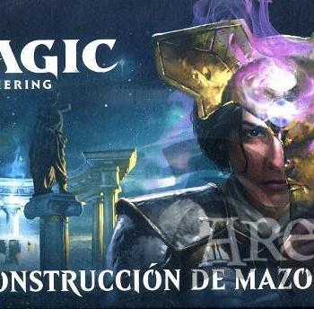 MTG - Kit de Construcción de Mazos Theros Más Allá de la Muerte (Castellano)