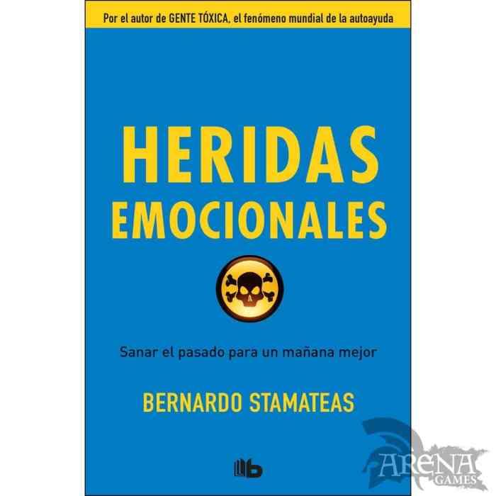 HERIDAS EMOCIONALES - B de Bolsillo