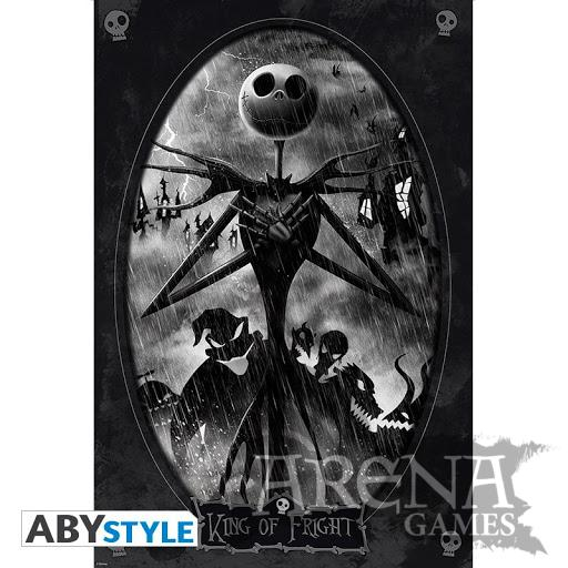 Poster 91,5x61 – Nightmare Before XMAS – Jack Portrait