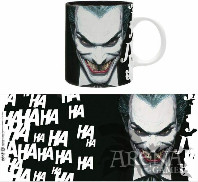 TAZA – DC Comics 320 ML – Joker Laughing