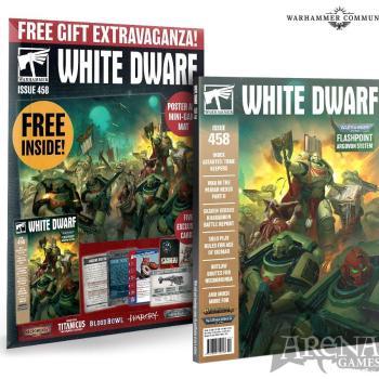 White Dwarf #458 - Noviembre 2020 (Inglés)