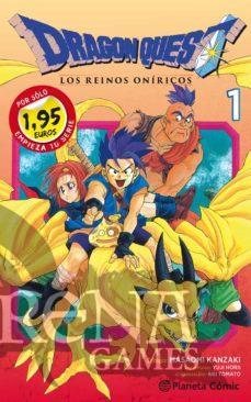 DRAGON QUEST #01 - Planeta Comic