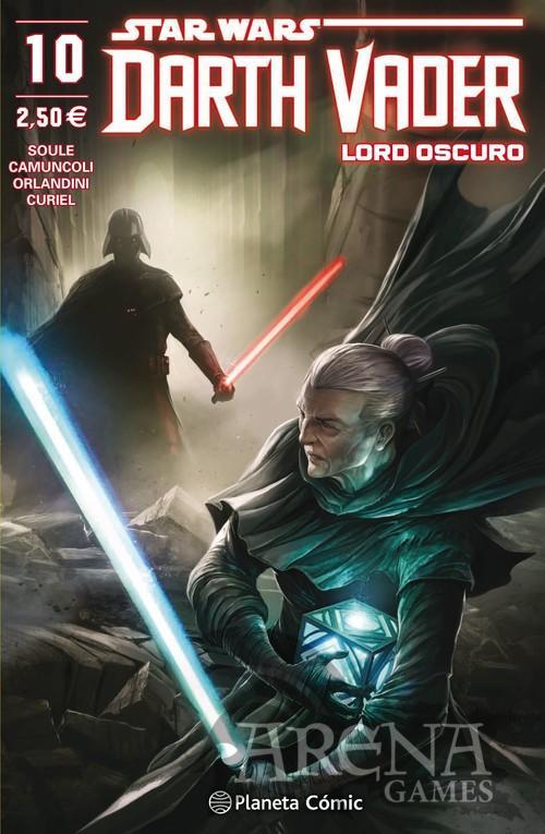 Star Wars - Darth Vader Lord Oscuro #10 - Planeta Comic