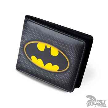 DC Comics - Cartera – Batman Suit – Vinilo