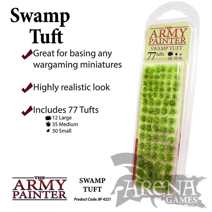 The Army Painter – Battlefields: Swamp Tuft