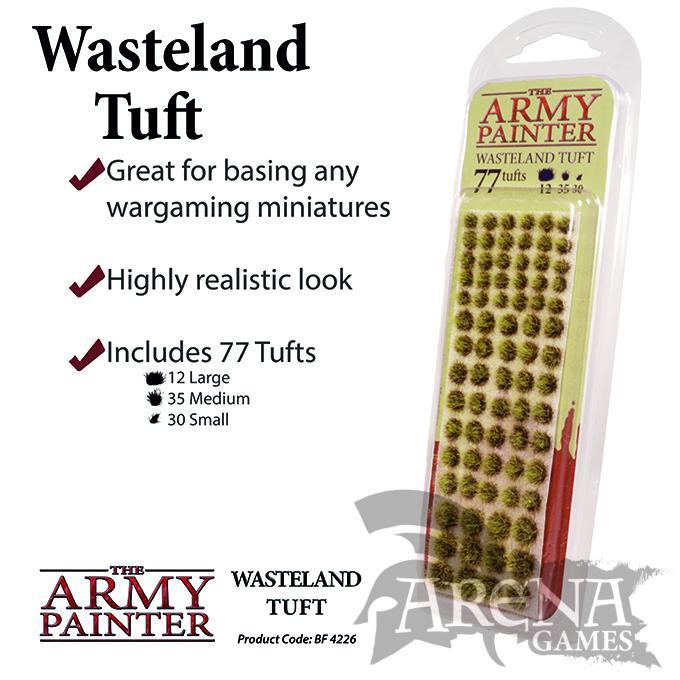 The Army Painter – Battlefields: Wasteland Tuft