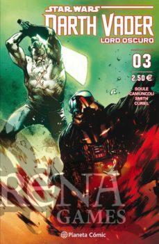 Star Wars - Darth Vader Lord Oscuro #03 - Planeta Comic