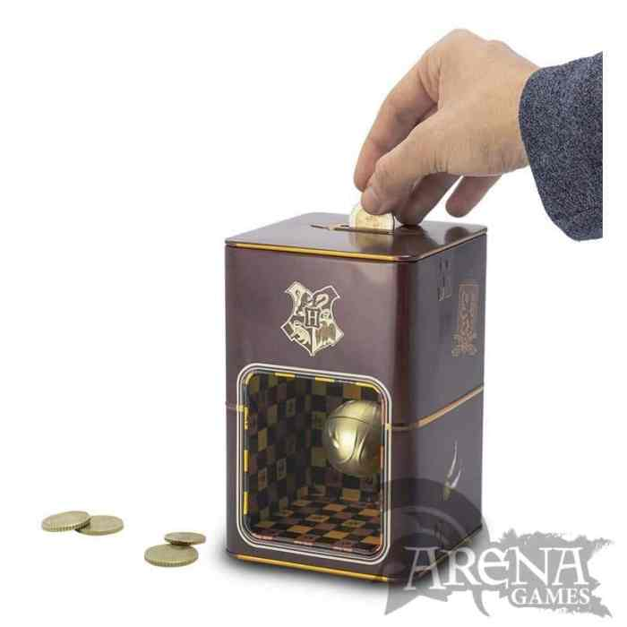 Harry Potter – Hucha Golden Snitch