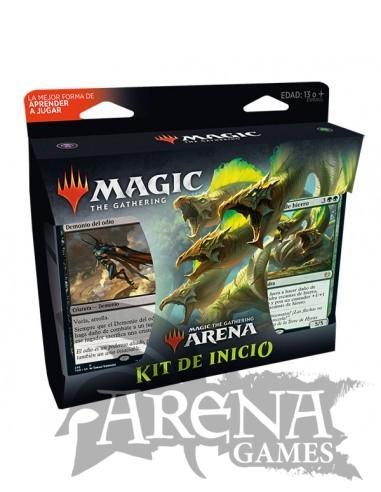 MTG - Kit de Inicio Colección básica 2021 (Castellano)