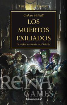 Herejía de Horus 17 - Los Muertos Exiliados - Minotauro